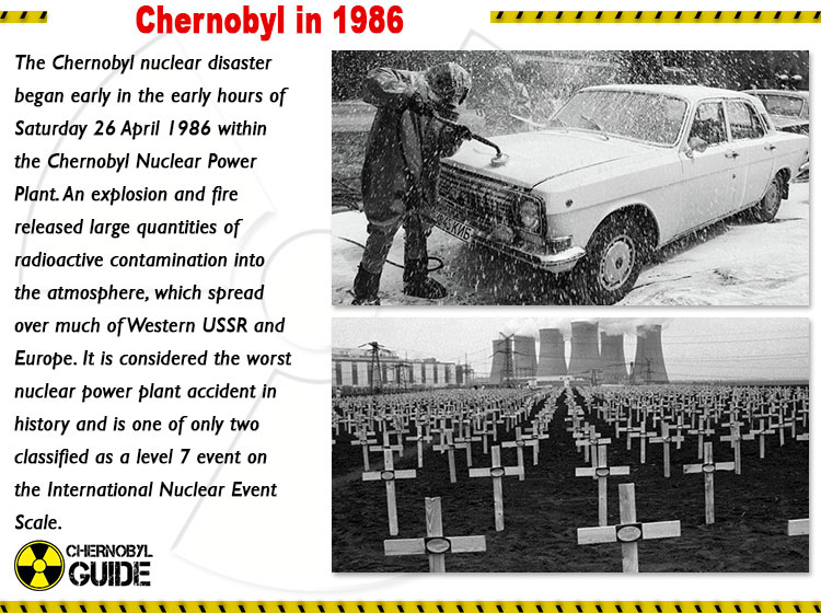 chernobyl accident 1986 pictures