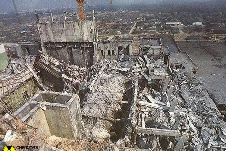 chernobyl accident pictures
