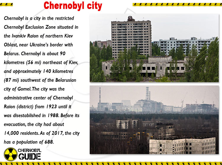 chernobyl city pictures