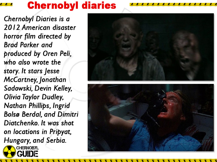 chernobyl diaries monster pictures