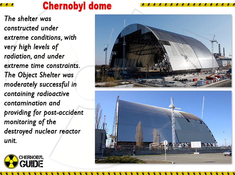 chernobyl dome pictures