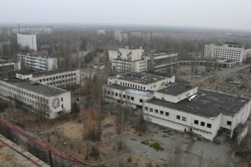 How Prypyat looks like today - drone video from Chernobyl