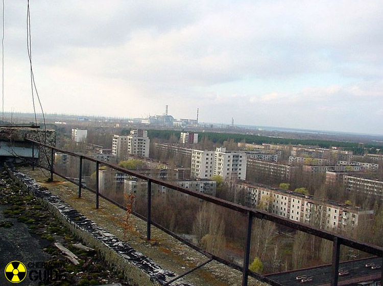 chernobyl exclusion zone pictures