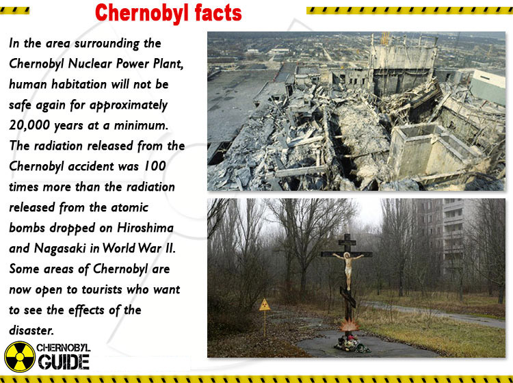 chernobyl facts and pictures