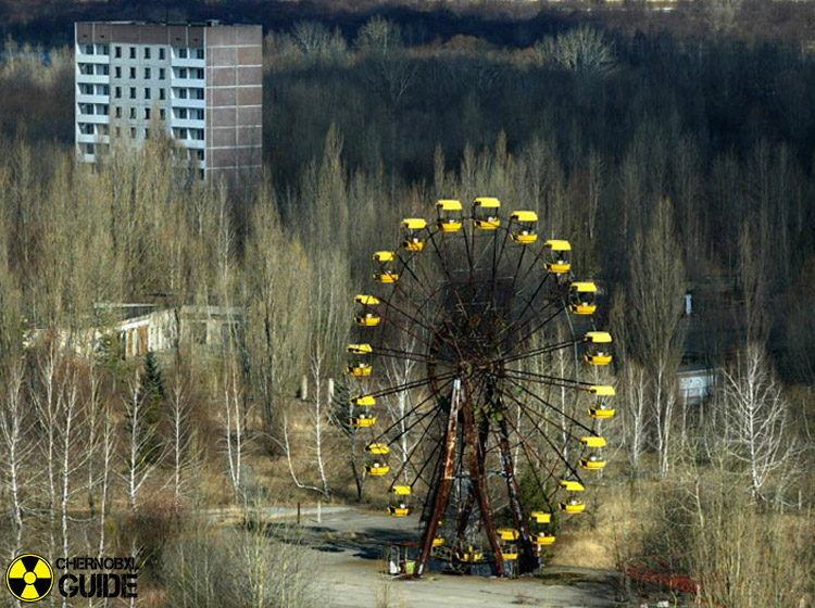 chernobyl famous pictures