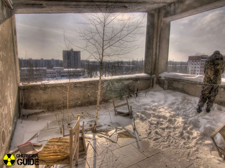 chernobyl ghost town pictures