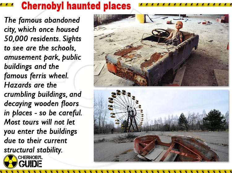 chernobyl haunted pictures