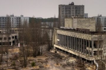 What happened to Chernobyl - meltdown video