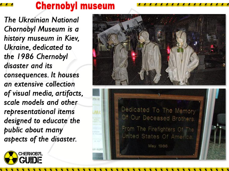 chernobyl museum pictures