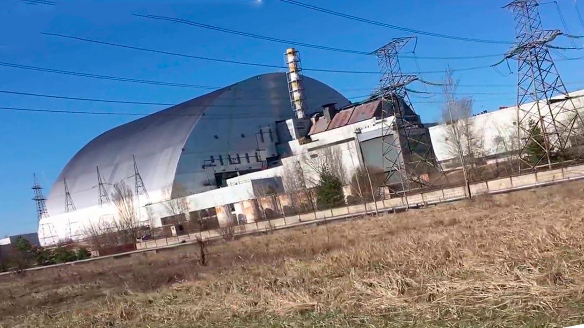 chernobyl new sarcophagus