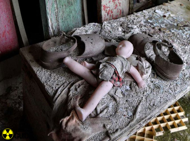 chernobyl nuclear disaster pictures