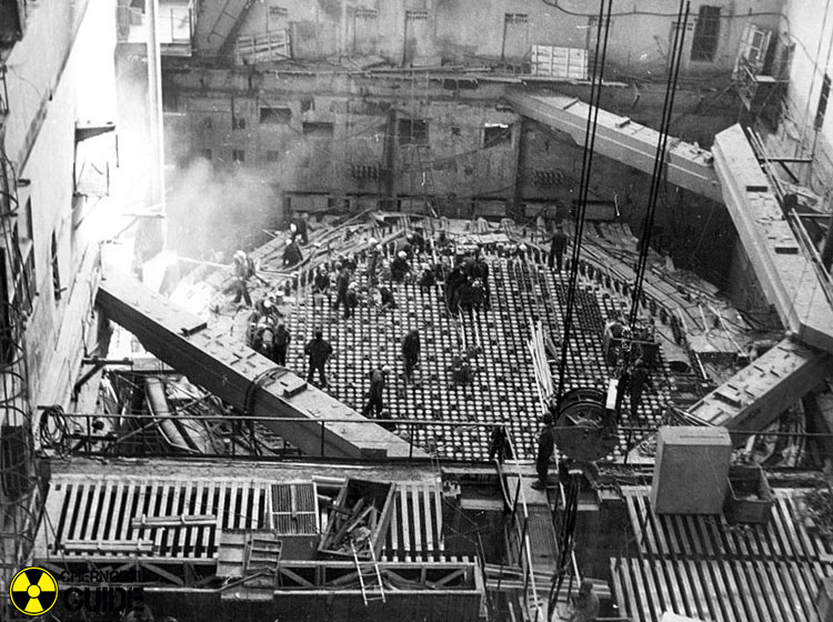 chernobyl nuclear explosion pictures
