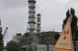 Video of explosion at Chernobyl Nuclear Power Plant