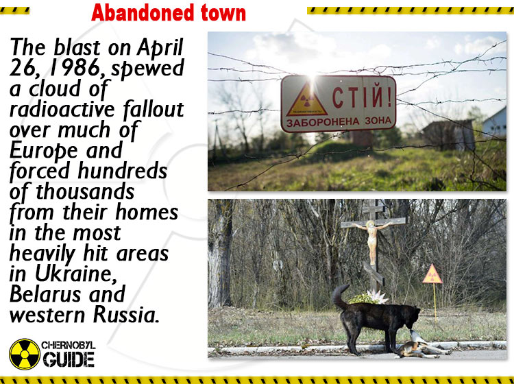 chernobyl pictures ghost town