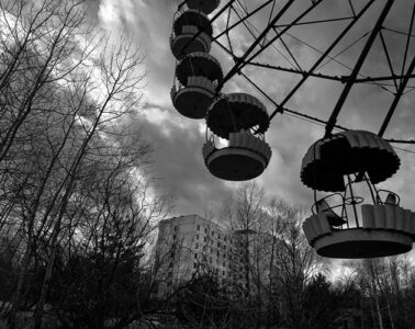 Visiting Chernobyl and Pripyat - video tour