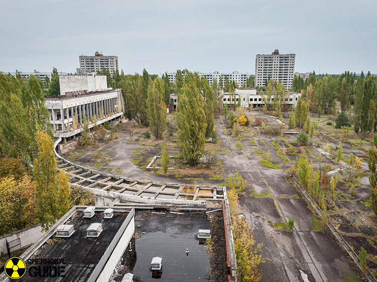 current pictures of chernobyl