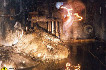 elephant foot chernobyl pictures