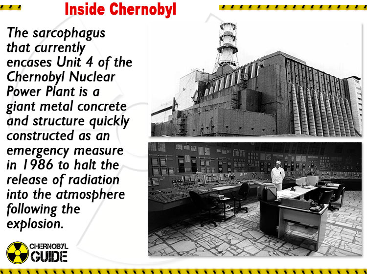 pictures inside chernobyl
