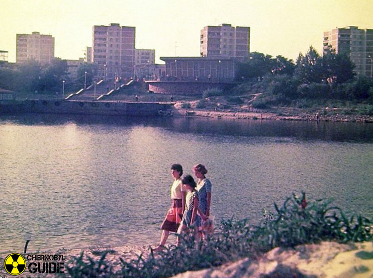 pictures of pripyat before the disaster