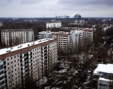 Video about Prypyat