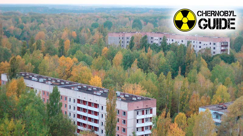 Unique photos from the Chernobyl exclusion zone