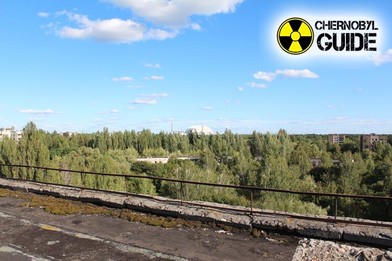 chernobyl foto città