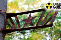 Photo of Soviet Symbolism in Chernobyl