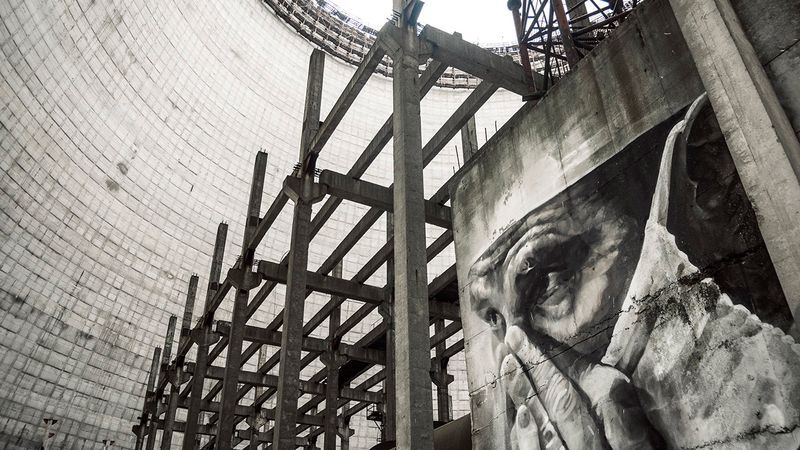 chernobyl nuclear meltdown pictures