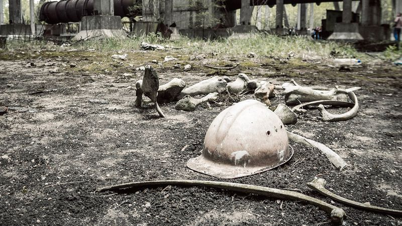 chernobyl nuclear pictures