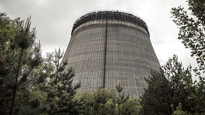 chernobyl nuclear plant pictures