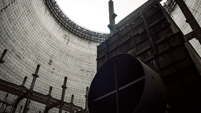 chernobyl nuclear power plant photos