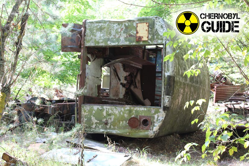 Images of Pripyat in Ukraine after the explosion of the fourth nuclear reactor
