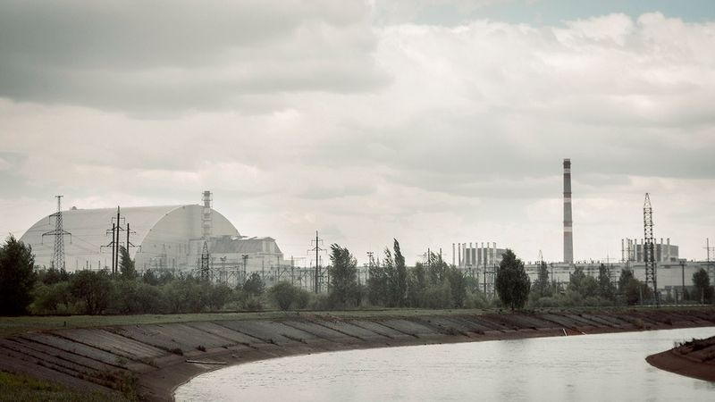 chernobyl reactor pictures