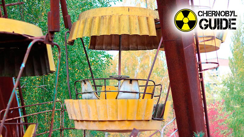 Chernobyl on photographs