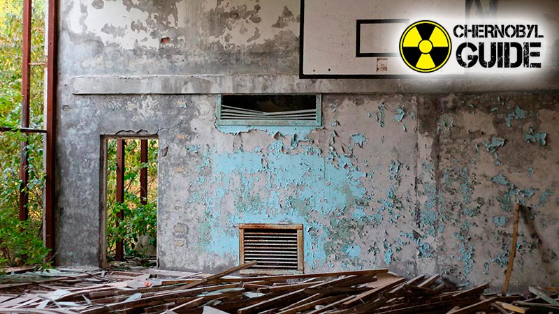 New pictures of Chernobyl and Pripyat