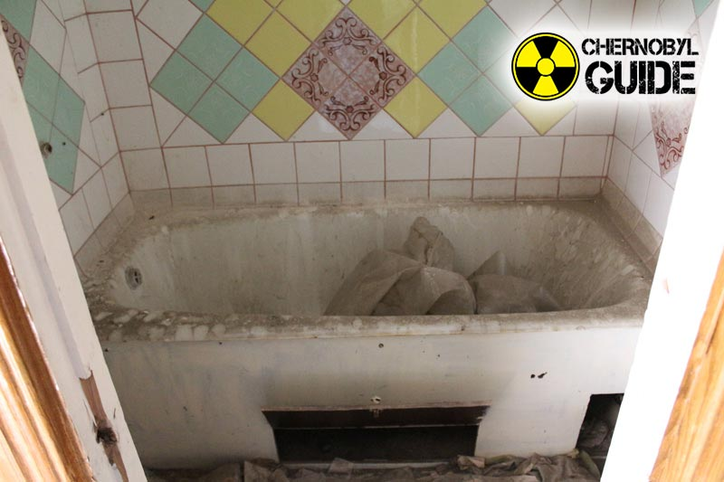 Foto fatte oggi a Chernobyl Pripyat