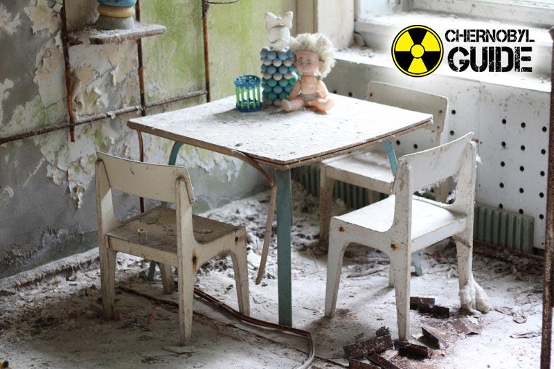 Chernobyl dopo la tragedia del 1986 in immagini