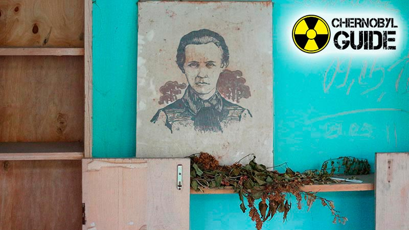 New photos from the Chernobyl exclusion zone