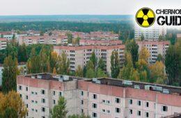 chernobyl aerial photos