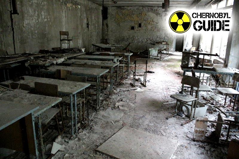 Bambini della città di Pripyat, foto