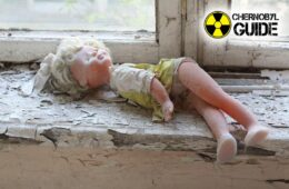 Immagini uniche di bambini provenienti da Chernobyl