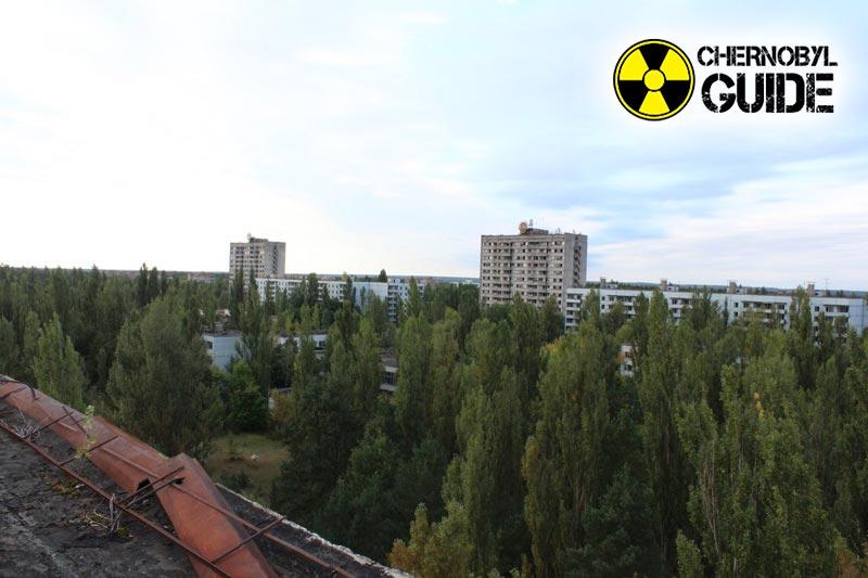 chernobyl citta fantasma foto