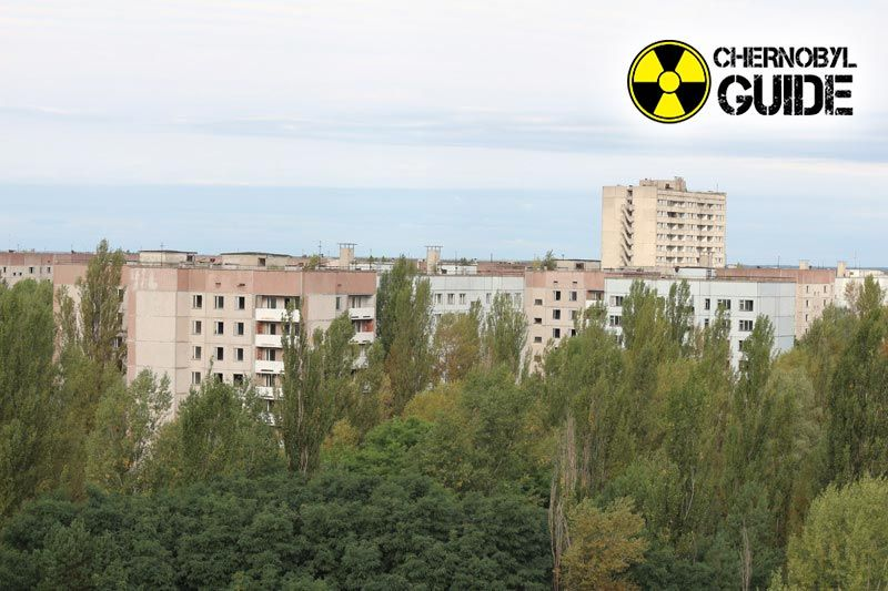 Photos of Pripyat and Chernobyl