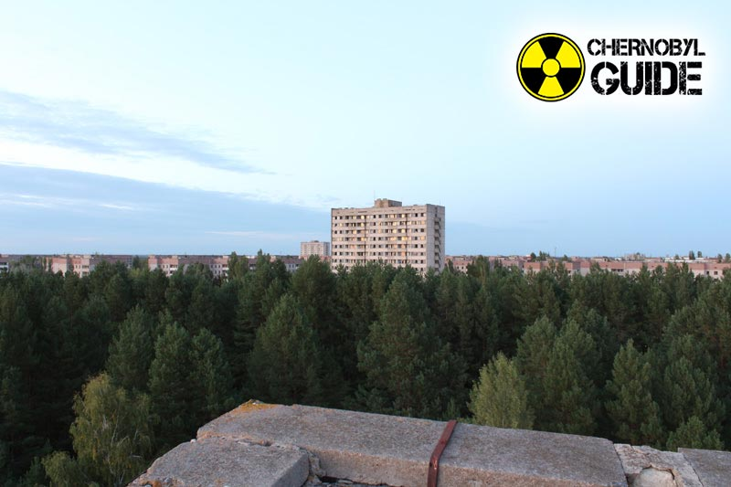 Chernobyl after the tragedy of 1986 in photographs