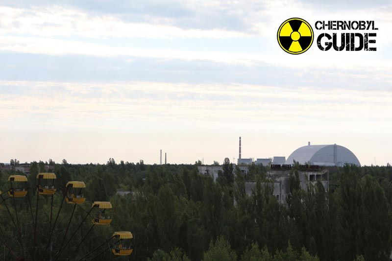 Detailed photos of Chernobyl