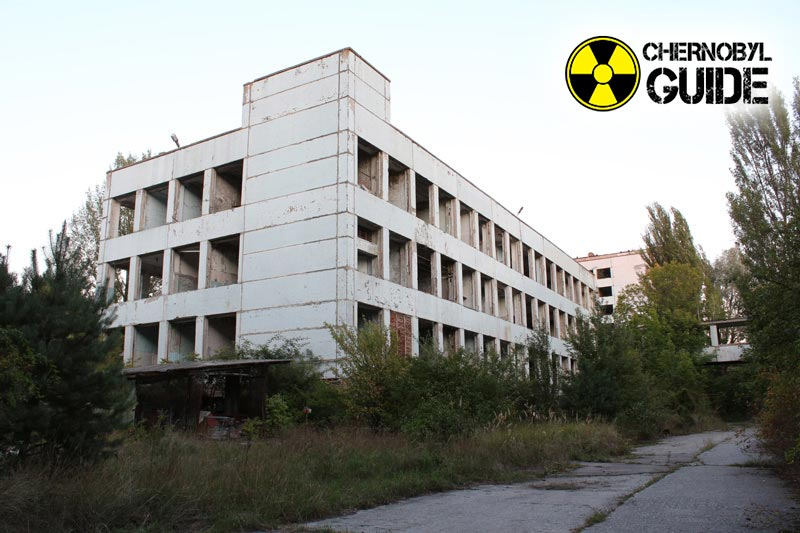Pictures of the Chernobyl disaster 1986