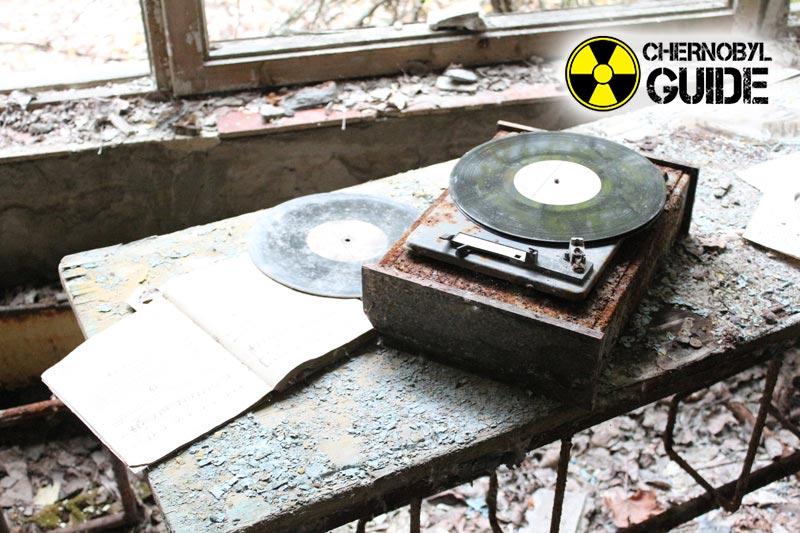 Fotos de la ciudad de Pripyat en Chernobyl