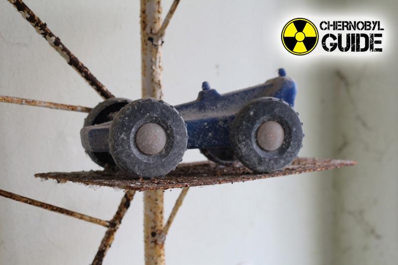 Fotos de la lesionada ciudad ucraniana de Pripyat como resultado de la explosión de Chernobyl