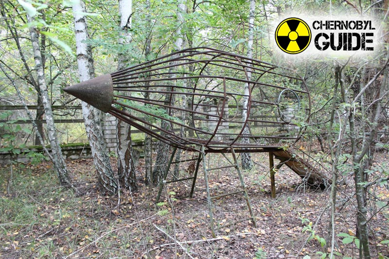 Pictures received in the Chernobyl city of Pripyat today