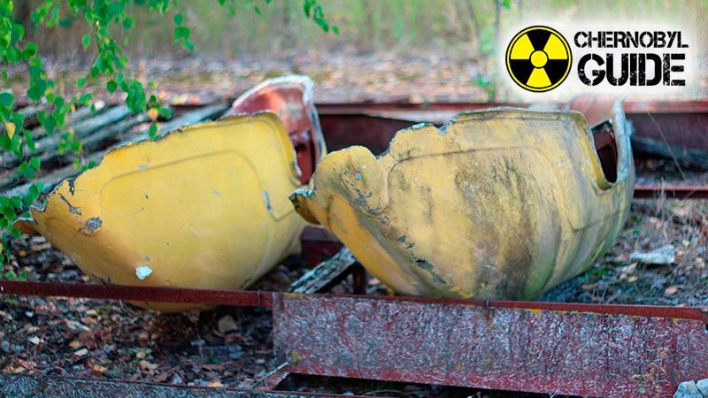 chernobyl in photos